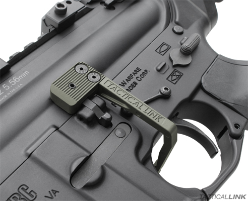 Enhanced Battery Assist Lever For Ar15 Reload Amp Clear