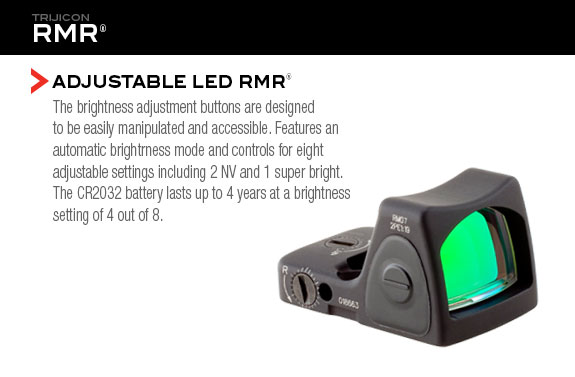 Adjustable LED Brightness