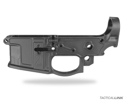 2A Armament Balios Lite Billet Lightweight AR15 Lower Receiver
