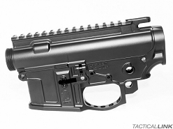 2A Armament Balios Lite Gen 2 Billet Lightweight AR15 Upper & Lower Receiver Matched Set - Black