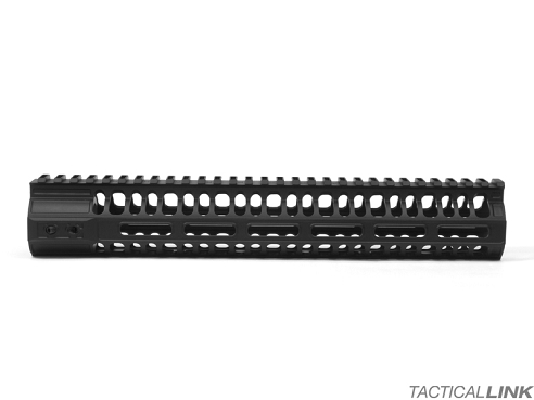 2A Armament 12.5 Inch MLOK Balios Lite Handguard With Titanium Barrel Nut For AR15 Rifles
