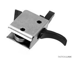 CMC Match Grade 2 Stage Curved Bow Trigger For AR15 & AR10 Rifles - 92502