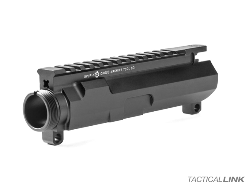 Cross Machine Tool AR15 Billet Slick Side Upper Receiver - UPUR2