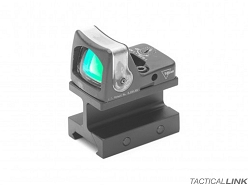 Cross Machine Tool Lightweight Optic Mount For The Trijicon RMR - Lower Third Co Witness