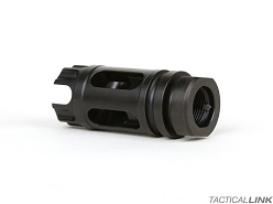 Griffin Armament M4SD Flash Comp For AR15 Style 5.56/.223 Rifles