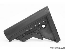 Griffin Armament Extreme Condition Stock (ECS) Milspec Pattern - Black