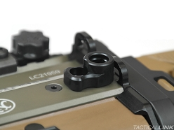 Kinetic Development Group Rear / Single Point QD Sling Mount For SCAR Rifles