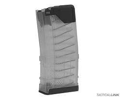 Lancer L5AWM 20 Round 5.56/.223 Magazine For AR15 Style Rifles - Clear