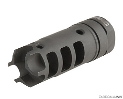 Lantac Dragon Muzzle Brake & Compensator For AR Style 7.62/.308 Rifles