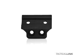 Lantac 45° Scout Light Mount For The SPADA Ultra Slim Modular Handguard Rail System