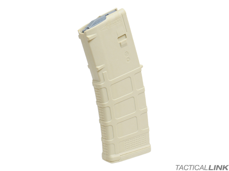 Magpul PMag Gen 3 Non Windowed 30 Round 5.56/.223 Magazine For AR15 Style Rifles - Sand