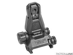 Magpul MBUS Pro Back Up Sight - Rear