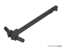 Rainier Arms Avalanche Mod2 Charging Handle For AR15 Style 5.56/.223 Rifles - Black Knurled Handles