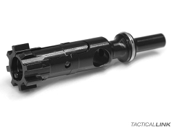 Rubber City Armory Enhanced 9310 Bolt Assembly With Black Nitride Finish For AR15 Style 5.56/.223 Rifles