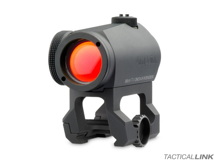 Scalarworks QD Low Drag Optic Mount For The Aimpoint Micro - Absolute Co Witness