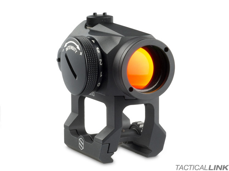 Scalarworks QD Low Drag Optic Mount For The Aimpoint Micro - Lower Third Co Witness