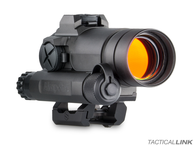 Scalarworks QD Low Drag Optic Mount For The Aimpoint Comp M4 - Lower Third Co Witness