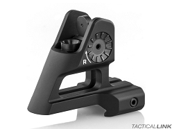 Scalarworks OPS On Point Fixed Iron Sights - Rear