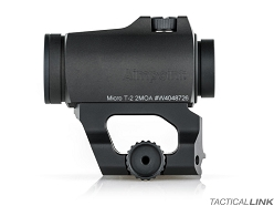 Scalarworks Leap Micro QD Low Drag Optic Mount For The Aimpoint Micro - Lower-Third Co Witness