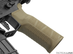 Tactical Link PDW Grip For AR Style Rifles - Flat Dark Earth