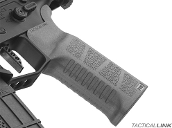 Tactical Link PDW Grip For AR Style Rifles - Grey