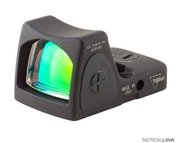 Trijicon RMR Sight - RM06 Adjustable LED 3.25 MOA Rugadized Miniature Red Dot Sight