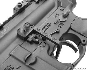 Enhanced Battery Assist Lever for AR15