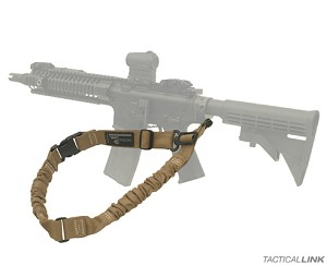 Convertible Bungee Sling for AR15