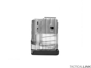 Lancer L7AWM 10 Round Magazine For AR Style 7.62/.308 Rifles - Clear