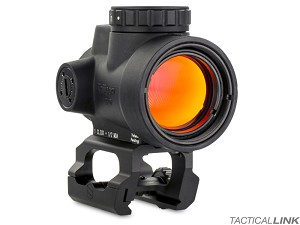 Scalarworks QD Low Drag Optic Mount For The Trijicon MRO - Lower Third Co Witness