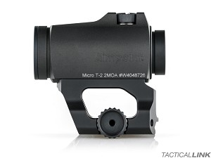 Scalarworks Leap Micro QD Low Drag Optic Mount For The Aimpoint Micro - Lower Third Co Witness