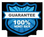 100% Satisfaction Money Back Guarantee
