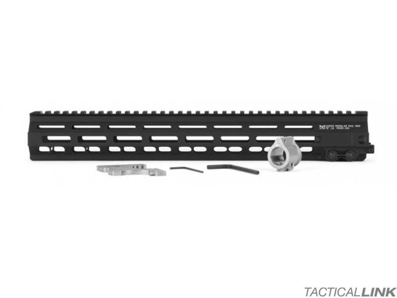 Handguards & Rail Systems