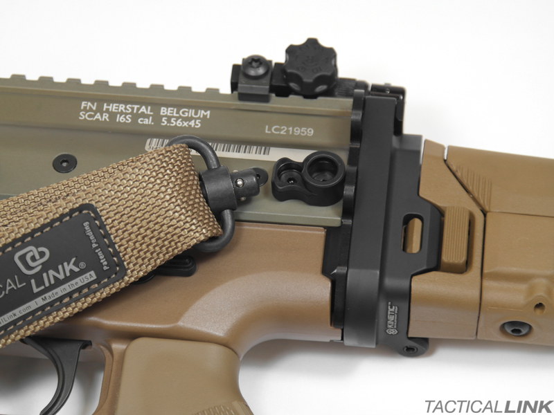 Tactical Link/KDG Single Point Combo Kit For SCAR Rifles