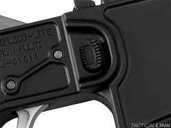 2A Armament Magazine Catch/Release Assembly - Pocket