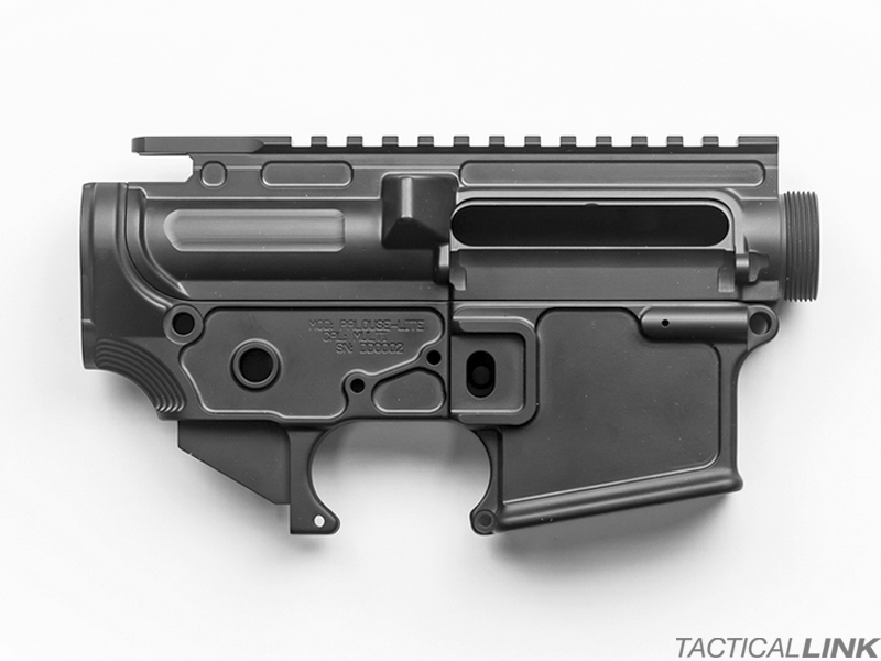 2A Armament Palouse Lite Forged AR15 Upper/Lower Receiver Set