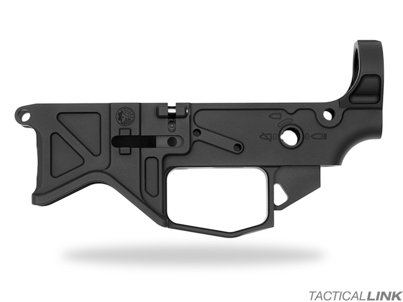 Battle Arms Development Lightweight AR15 Lower Receiver - Billet