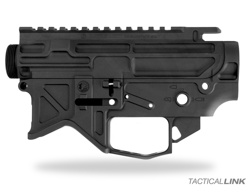 Battle Arms Development Lightweight AR15 Upper & Lower Receiver Matched Set - Billet