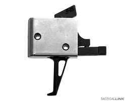 CMC Single Stage Flat Trigger For AR15 & AR10 Rifles