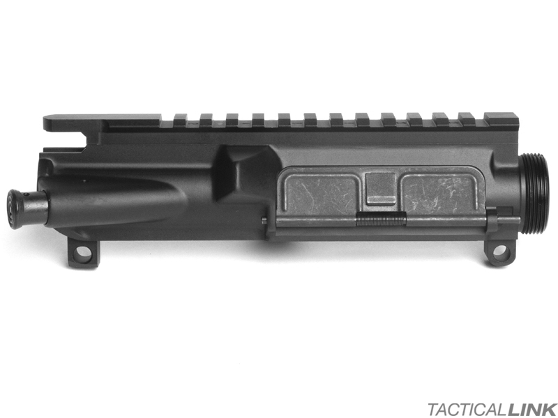 Geissele Automatics Super Duty AR15 Forged Upper Receiver - Black