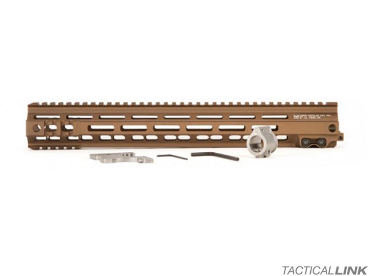 Geissele Mk4 13 Inch Mlok Handguard For Ar15 Style Rifles Ddc