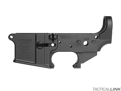 Geissele Automatics Super Duty AR15 Forged Lower Receiver - Black