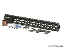 Griffin Armament Low-Pro-RIGID MLOK Rail 15 Inch