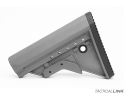 Griffin Armament Extreme Condition Stock (ECS) Milspec Pattern - Grey
