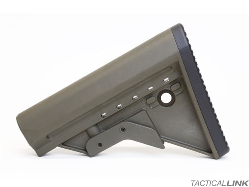 Griffin Armament Extreme Condition Stock (ECS) Milspec Pattern - OD Green