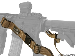 Tactical Link Interceptor 2 Point Tactical Sling For AR15 Style Rifles