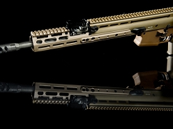 Kinetic Development Group 6.5 Inch MLOK MREX For SCAR Rifles - FDE