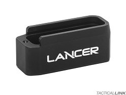 Lancer +6 Single Base Pad Magazine Extension For Lancer L5AWM Magazines