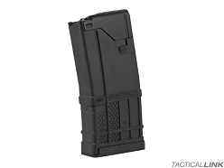 Lancer Systems L5AWM 20 Round AR15 Magazine - Opaque Black