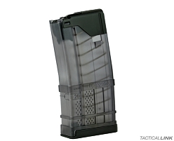 Lancer Systems L5AWM 20 Round AR15 Magazine - Translucent Smoke